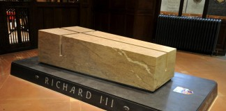 Tomb of King Richard III